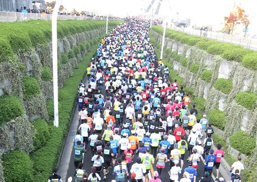 第34回豊田マラソン大会の写真