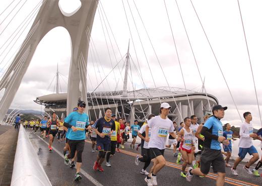 第36回豊田マラソン大会の写真
