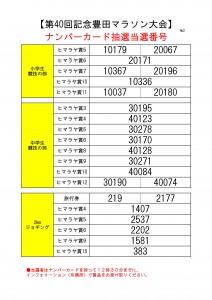 ナンバーカード抽選当選番号掲示用(第40回)-002